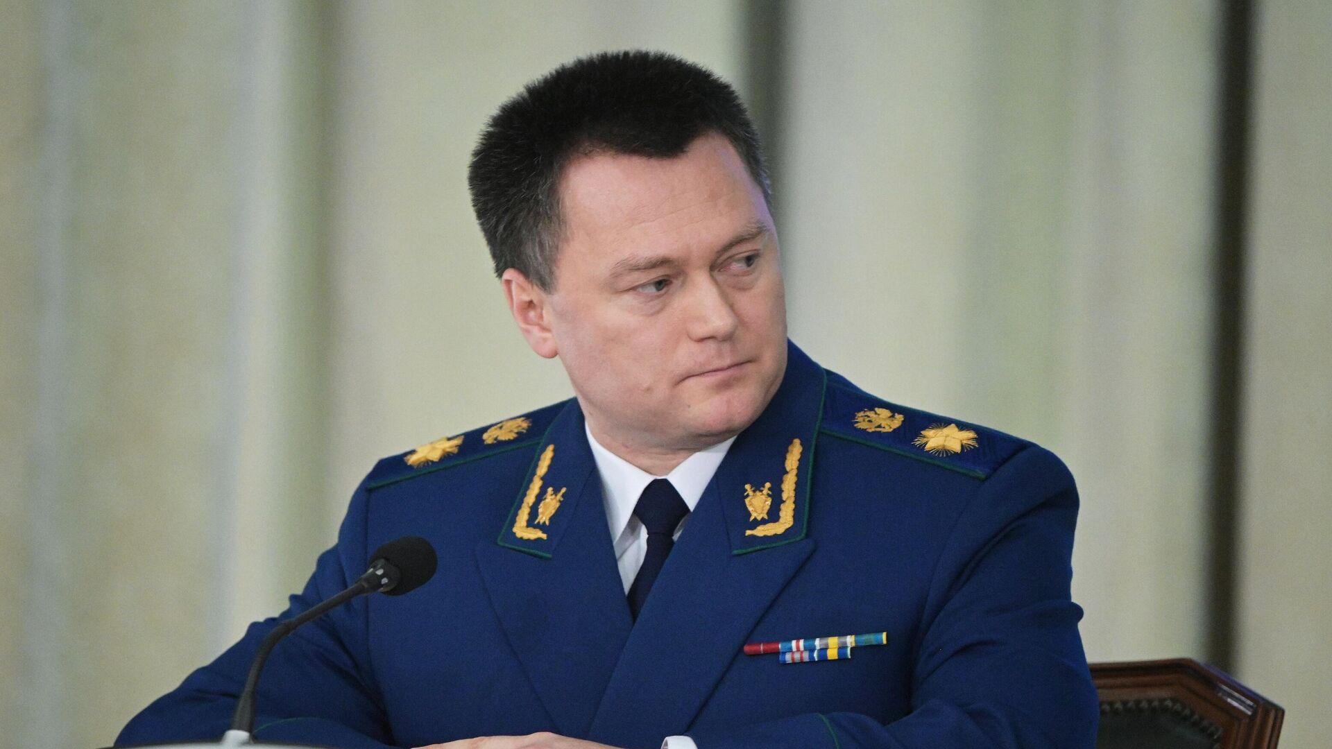 В России стали хуже раскрывать преступления, заявил генпрокурор