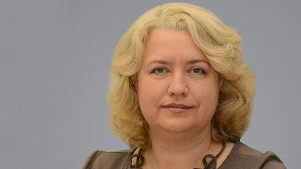Новый председатель Федерального фонда обязательного медицинского страхования (ФОМС) Елена Чернякова