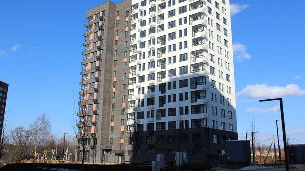 Дом №11 в ЖК Скандинавия в Москве