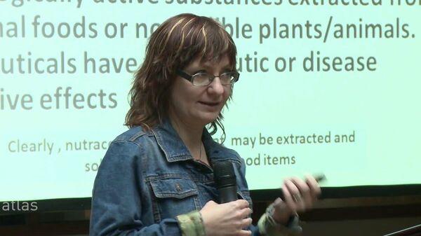 Доктор биологических наук, профессор Школы Системной Биологии GMU (США) Анча Баранова