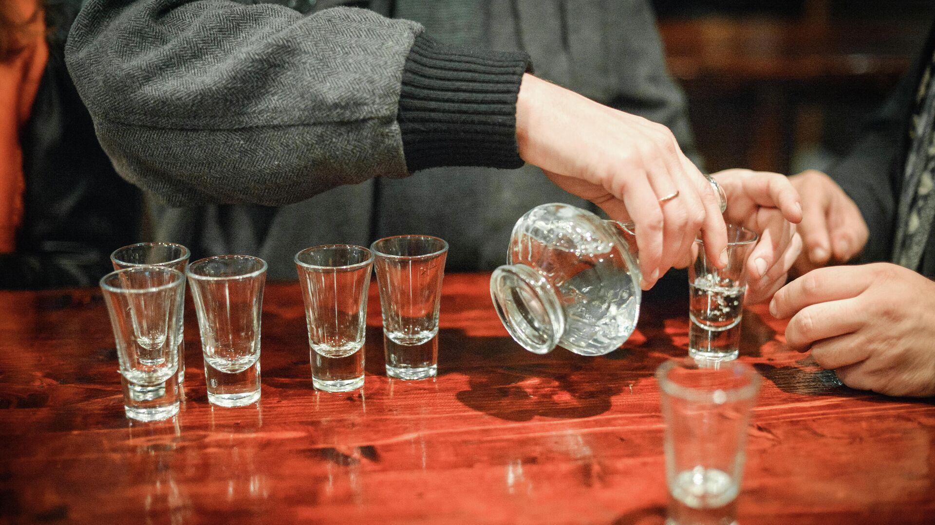 Коктейль для алкоголиков. Новейшие способы победить тягу к спиртному