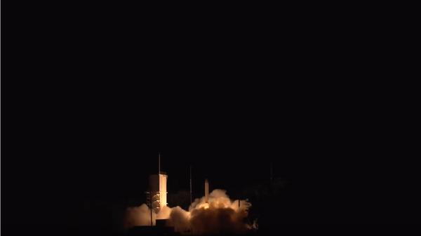 Испытание гиперзвуковой ракеты США на Гавайях от 19.03.2020