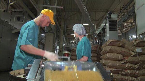 90 тонн макаронных изделий в сутки! Предприятия наращивают мощности