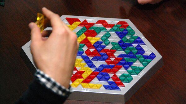 Настольная игра Blokus