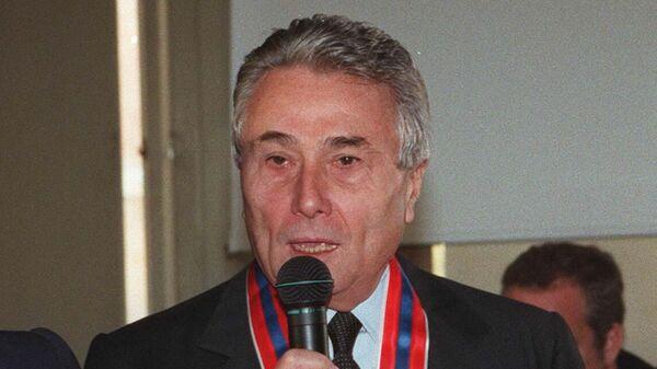 Писатель Альберто Арбазино