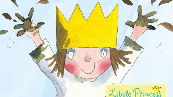 Обложка книги Я не хочу мыть руки! британского иллюстратора и детского автора Тони Росса