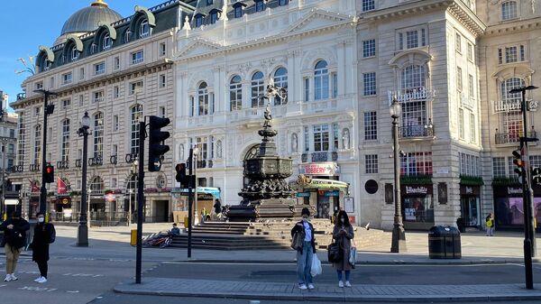 Карантин по коронавирусу в Лондоне