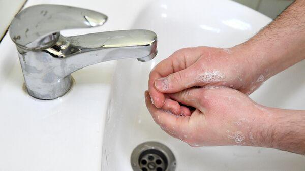 В Роспотребнадзоре объяснили, как правильно мыть руки