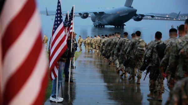 Вывезти за Штаты. Армия США замечает потерю бойцов