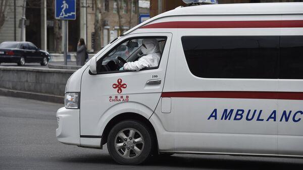 Ситуация в Армении в связи с коронавирусом