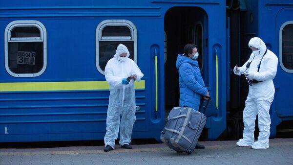Медики на Украине