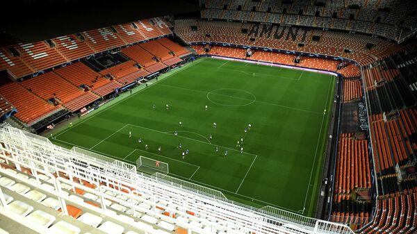 Футбольный стадион Месталья в Валенсии