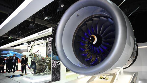 Российский турбовентиляторный двигатель ПД-14