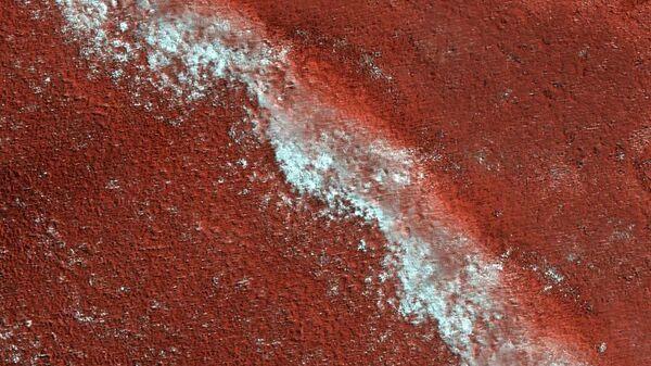 Ученые обнаружили на Марсе следы существования древних рек