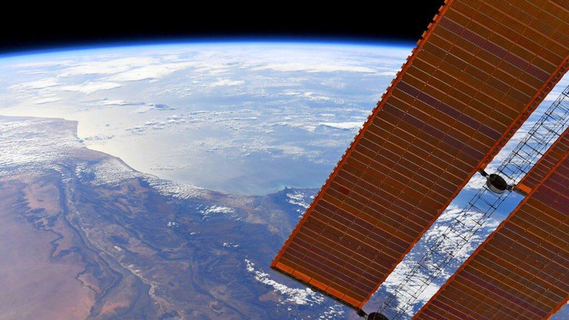 Вид на  Землю с МКС  - РИА Новости, 1920, 01.09.2020