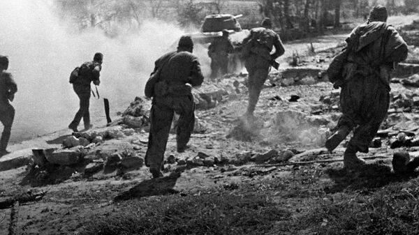 Великая Отечественная война 1941-1945 гг. Во время наступления