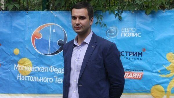 Сборная РФ по настольному теннису будет готовиться в домашних условиях