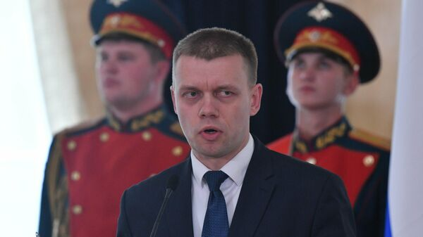 Депутат Московской городской думы Евгений Ступин