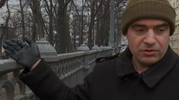 Задержанный на Патриарших москвич озвучил свою версию инцидента