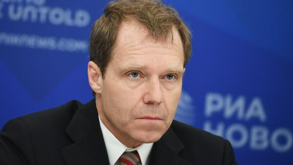 Председатель Комитета Совета Федерации РФ по экономической политике Андрей Кутепов