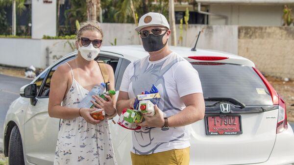 Российские туристы в Тайланде. Российские туристы вынуждены продлить пребывание в Таиланде в связи с коронавирусом