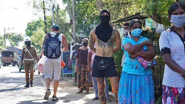 Ситуация в Шри-Ланке