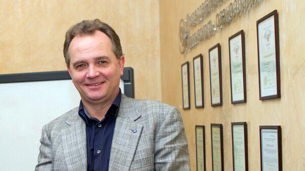 Председатель совета директоров ХимРара, академик Андрей Иващенко