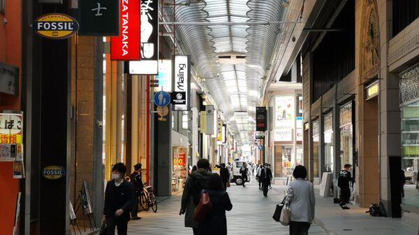 Район Синсаибаси в Осаке