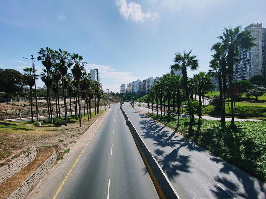 Город Лима