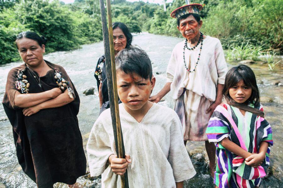 Перу. Амазонское племя ашанинка