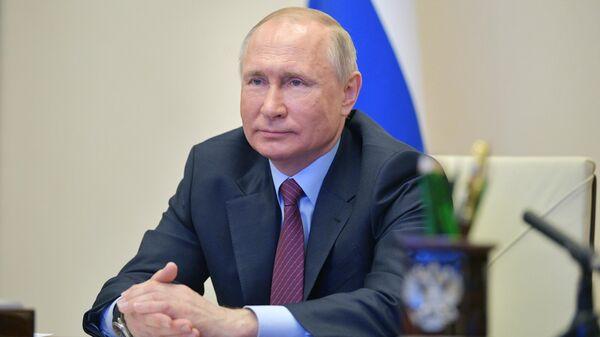 Путин обсудил с членами СБ вопросы внутренней и внешней политики