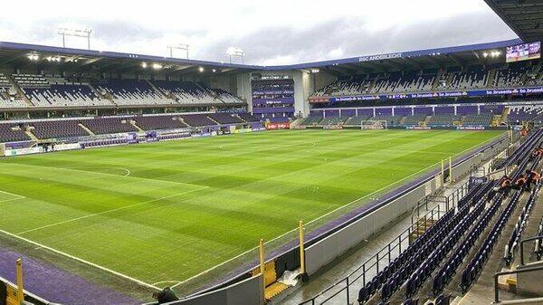 Домашний стадион футбольного клуба Андерлехт Лотто Парк