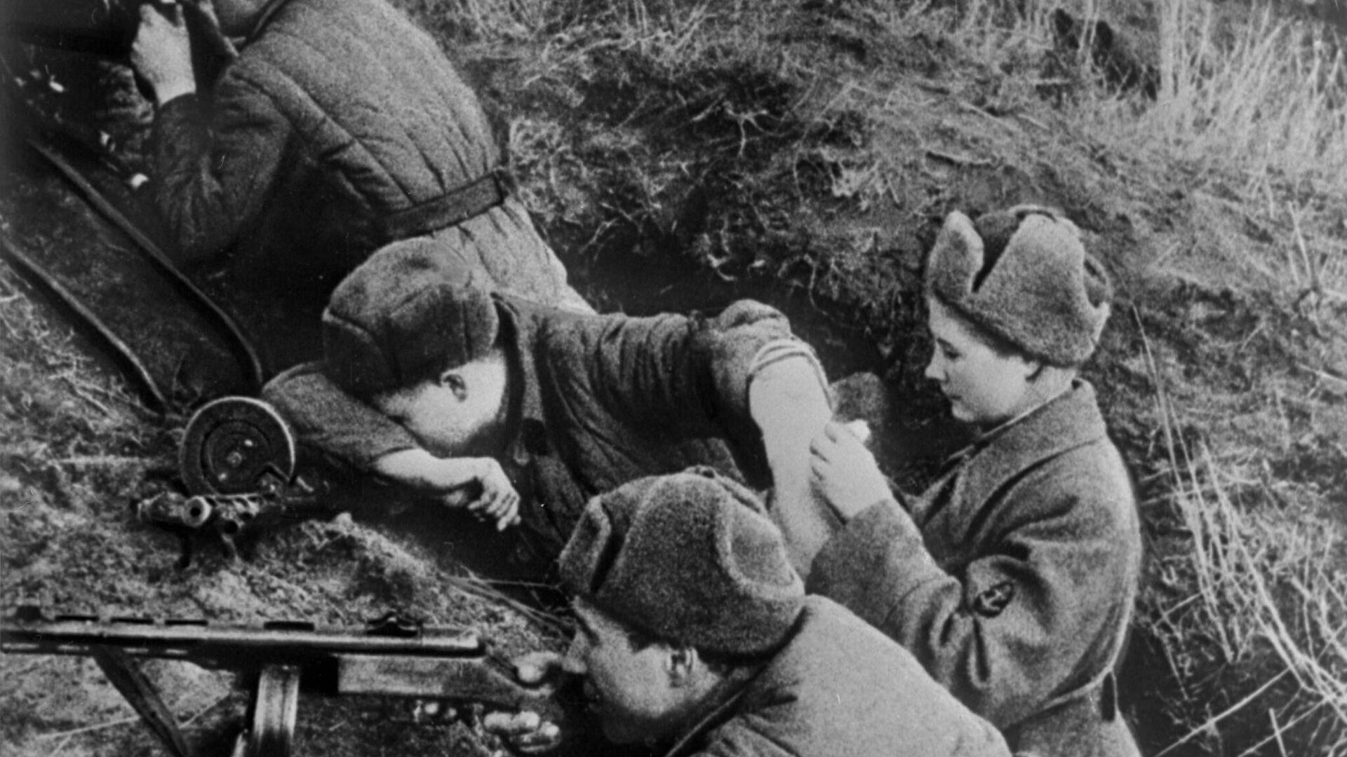 Великая Отечественная война - РИА Новости, 1920, 09.05.2020