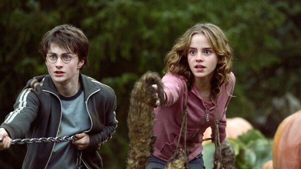 Кадр из фильма Гарри Поттер и узник Азкабана