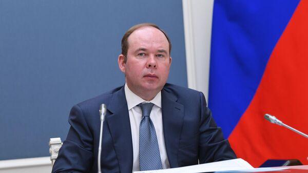 Руководитель администрации президента РФ Антон Вайно