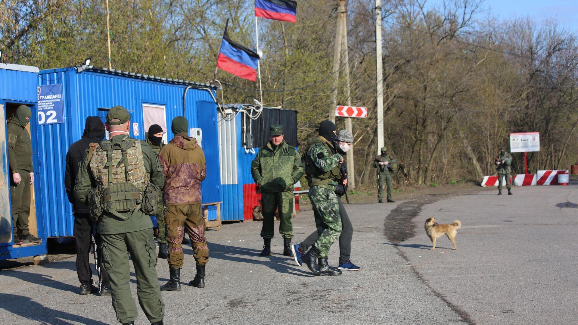 В Киеве заявили, что режим тишины в Донбассе не носит устойчивый характер