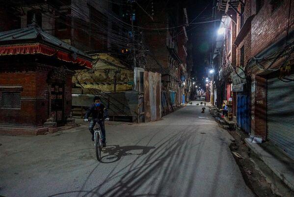 Ситуация в Непале в связи с коронавирусом