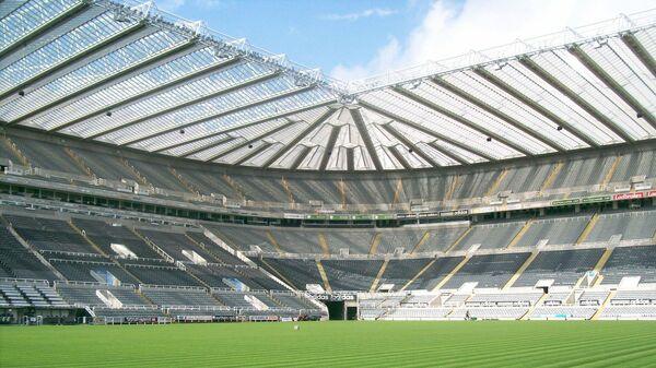 Домашняя арена футбольного клуба Ньюкасл Юнайтед Сент-Джеймс Парк
