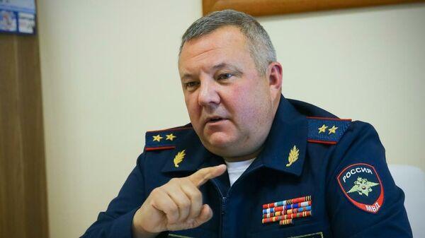 Глава Российской секции Международной полицейской ассоциации, генерал-лейтенант Юрий Жданов
