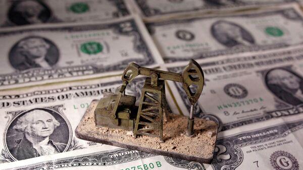 Не удержали марку. Американская нефть ушла в минус и обещала вернуться