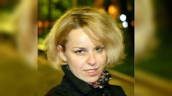 Главный редактор Русского радио Юлия Ларионова