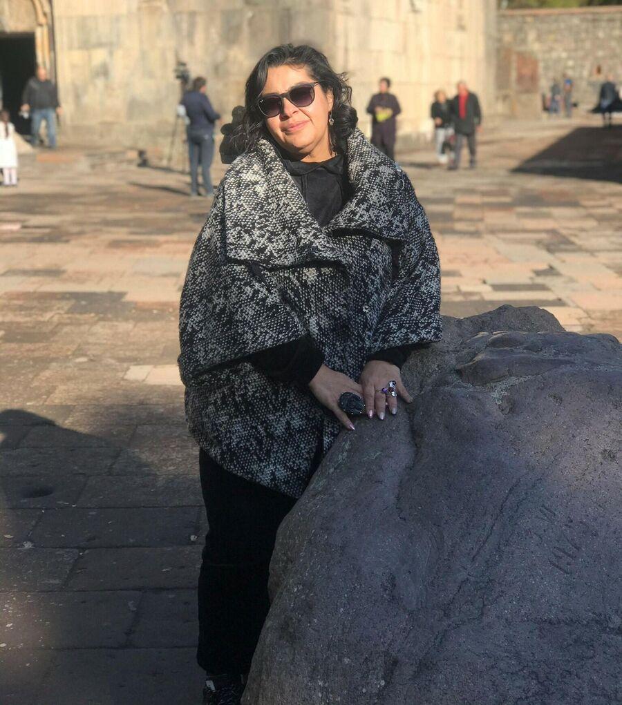 Армения. Храм Гегард