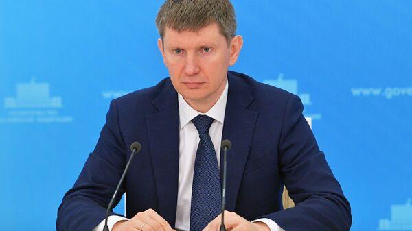 Министр экономического развития РФ Максим Решетников