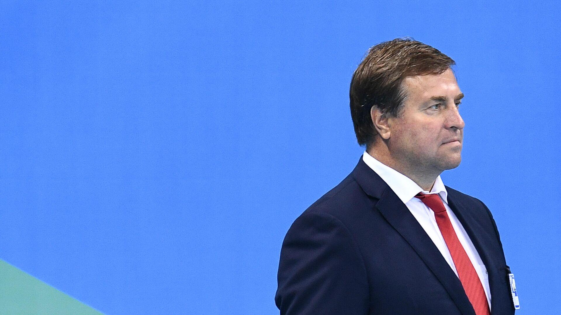 Президент Всероссийской федерации плавания Владимир Сальников - РИА Новости, 1920, 16.05.2021