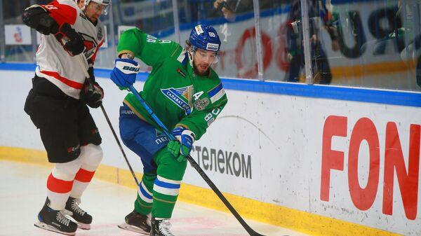 Хоккей. КХЛ. Матч Салават Юлаев – Авангард