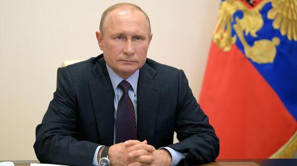 Путин и премьер Италии обсудили взаимодействие в борьбе с коронавирусом