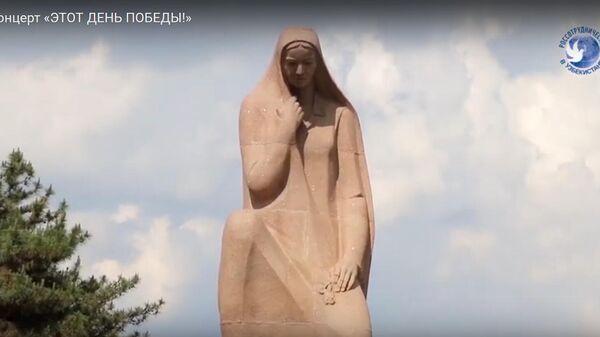 Песня День Победы впервые прозвучала на узбекском языке