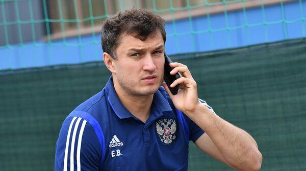 Врач сборной России по футболу Безуглов лишен поста вице-президента ВФЛА