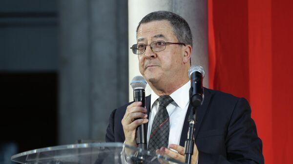 Посол Швейцарии в России Ив Россье