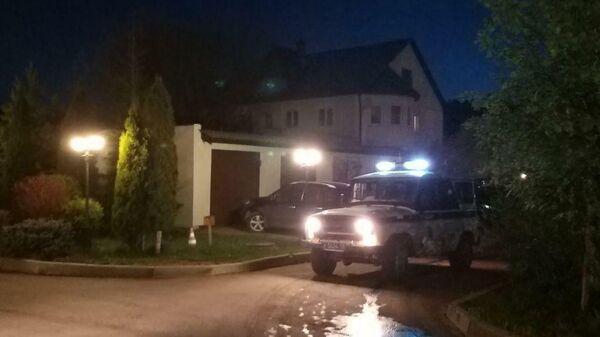 Следователи задержали владельца сгоревшего в Подмосковье хосписа